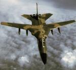 An F-111 Aardvark. (Photo USAF)
