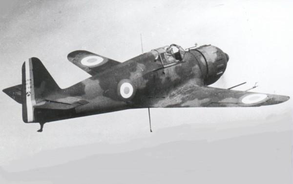 The Bloch MB-152. © Dassault Aviation