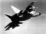 A Soviet MiG-25 Foxbat (Photo USAF)