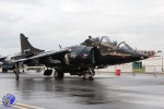 A Harrier T.8 (ZD990) bearing FAA colours. (Photo I wish I was Flying (CC BY-ND 2.0))
