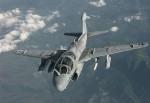 An EA-6B Prowler. (Photo US Navy)