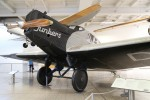 A Junkers F13 at the Deutsches Museum (Photo Nuno Cardoso (CC BY-NC-ND 2.0))