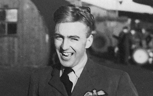 Flight Lieutenant Bob Large
