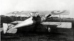 A Morane-Saulnier BB of the Royal Flying Corps. (Photo San Diego Air and Space Museum)