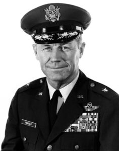 "Brigadier General ""Chuck"" Yeager (Photo US Air Force)"